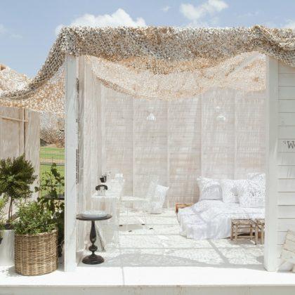 ביתן בתערוכת אלפרסקו